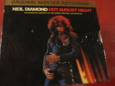 "MFSL-UDCD 584 NEIL DIAMOND "" HOT AUGUST NIGHT "" (DOUBLE-GOLD-CD/FACTORY SEALED)"
