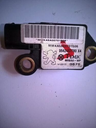 CITROEN C5 AIRBAG CRASH SENSOR 9642467780X4