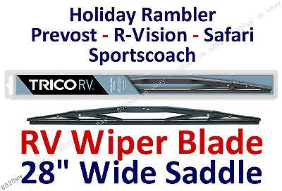 Wiper Blade Holiday Rambler Prevost R-Vision Safari Sportscoach RV 28