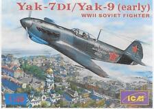 Soviet Yak-7DI/YaK-9 (early)  1/48 48041 (FREE SHIPPING)