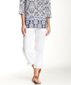 Tommy-Bahama-Two-Palms-Linen-Tie-Crop-Pants-TW14883-White-Size-2-25