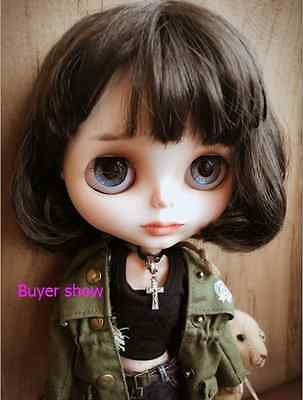 "Takara 12/"" Nude Blythe Doll from Factory matte face joints body short hair sale"