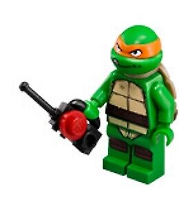 tnt003 30271 Minifigs Michelangelo LEGO® Teenage Mutant Ninja Turtles