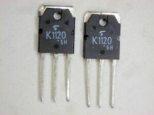 2SK1120-034-Original-034-Toshiba-MOSFET-Transistor-2-pcs