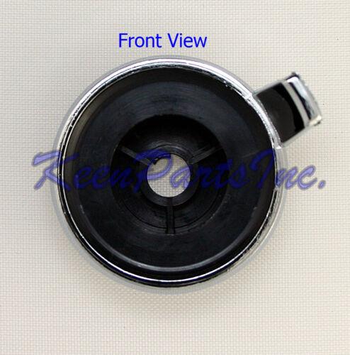 1972-1976 Corvette Inner Radio Tuning Knob With Adjusting Tab