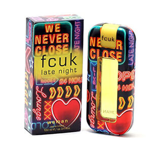 French Connection Fcuk Late Night EDT for Her 100mL
