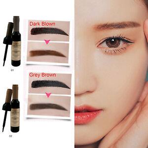 Eyebrow Makeup Eye Tint Brows Gel Make Up Grey Brown Henna Tattoo