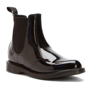 Brilliant Miu Miu Black Patent Leather Chelsea Boots In Black  Lyst