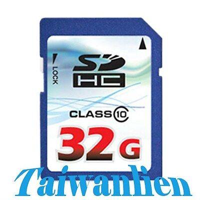 =32GB Lot of 2 OEM 16GB 16G Class10 SD SDHC Flash Memory Card HD Video