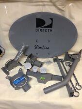 Directv Slimline Satellite FEED ARM w// LNB Clamp Holder SWM KaKu Dish Antenna KA