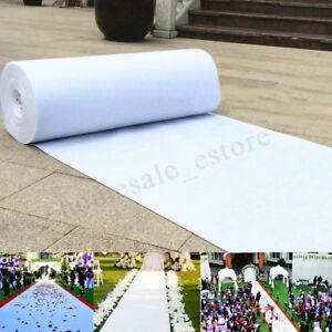 Image Is Loading Large White Carpet Wedding Aisle Runner Floor Marriage