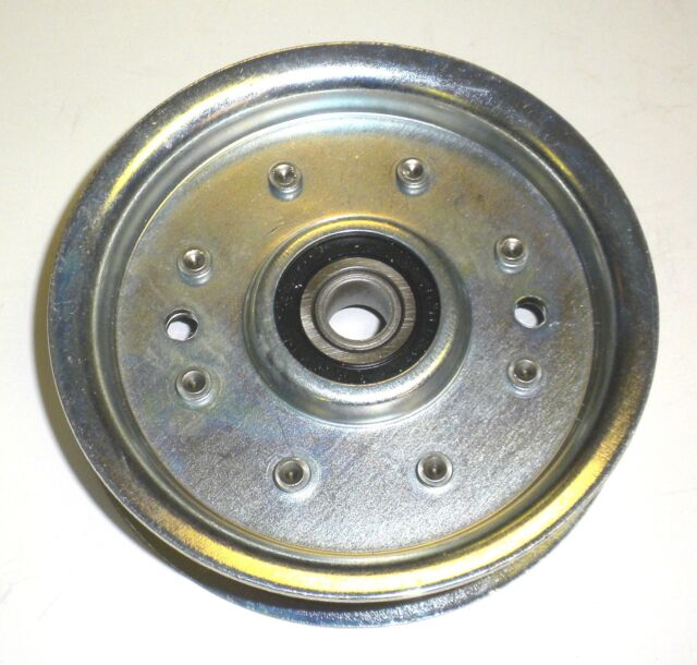 """Replaces Murray IF8003M 4-9//16/"""" X 1//2/"""" Rotary 2917 Flat Idler Pulley"""