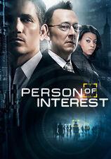 PERSON OF INTEREST - SEASON 1 AND 2 - BLU-RAY - REGION B UK