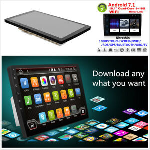 10-1-034-Android-7-1-Bluetooth-2DIN-Car-Stereo-Radio-MP5-Player-WiFi-GPS-Navigation
