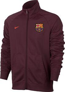 Détails sur Nike FC Barcelone Nike Core Trainer Veste 869489 685 Taille S 20172018 afficher le titre d'origine