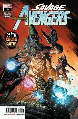 Avengers #27 Cover A 12//4//19 Free Shipping Available