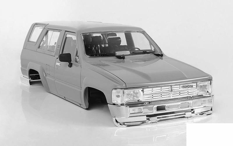 RC4WD 1985 Toyota 4 Runner duro cuerpo completo conjunto Z-B0167 RC4WD 4 Runner
