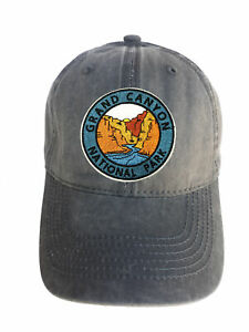 Grand-Canyon-National-Park-Adjustable-Curved-Bill-StrapBack-Dad-Hat-Baseball-Cap