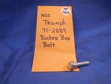 Triumph 71-2889 Rocker Box Bolt NOS  NP1509
