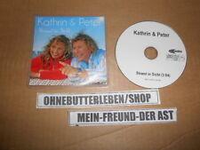 CD Pop Kathrin & Peter - Strand in Sicht (1 Song) MCD PALM REC