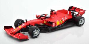 Ferrari SF1000 Sebastian Vettel Österreich / Austria 2020 - 1:18 Burago