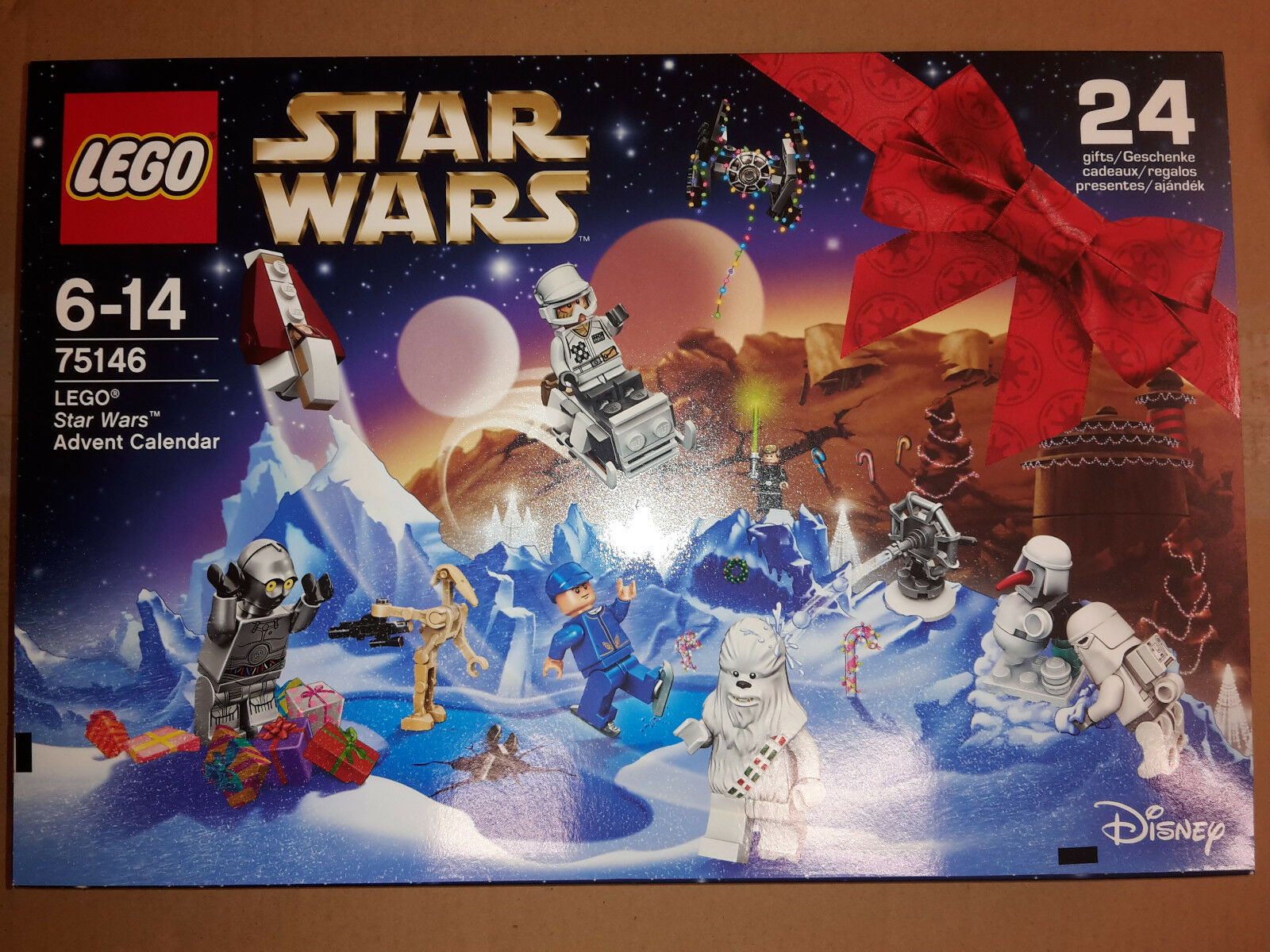 Lego ® Star Wars 75146 Adventskalender 2016 NEU in der OVP