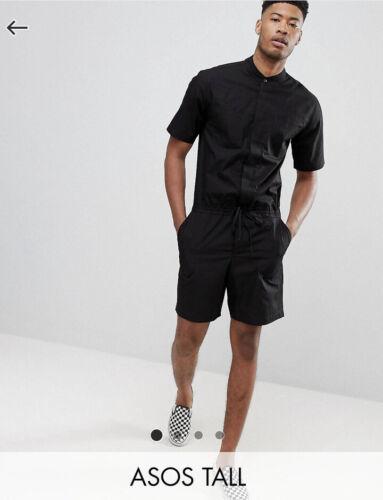 """ASOS Tall Slim Boilersuit 36"""" Waist"""