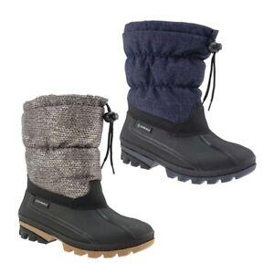 begrenzte garantie gesamte Sammlung Gutscheincode Details zu SPIRALE Mädchen Schneestiefel Winterstiefel warm gefütterte  Stiefel Boots Schuhe