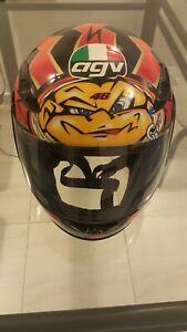 AGV-Replica-Valentino-Rossi-XXL-Helmet-very-rare-collectible-moto-GP-DOT-ARCI-2