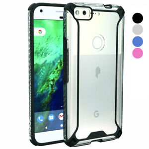 Google Pixel / Pixel XL Clear Phone Case Poetic® Lightweight Shockproof Cover