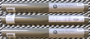 NEXT Paste The Wall LUXE GLITTER CIRCLE Wallpaper x 3 Rolls NEW Sealed RRP £105!