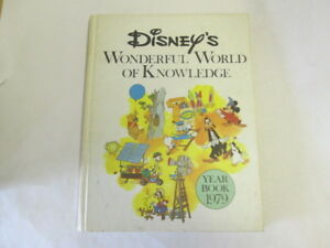 Good-Disney-039-s-Wonderful-World-of-Knowledge-Year-Book-1979-Anonymous-1979-0