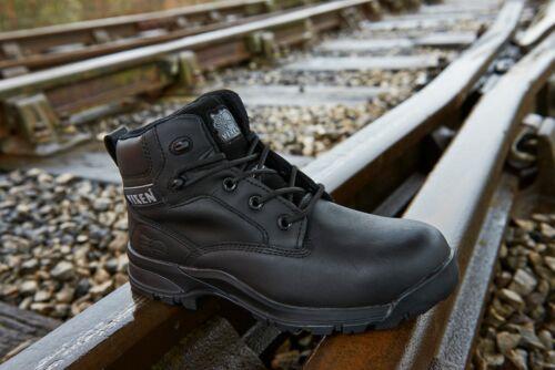 Vixen vx950a Onyx S3 Damas Negras Puntera Composite Botas De Seguridad Botas De Trabajo