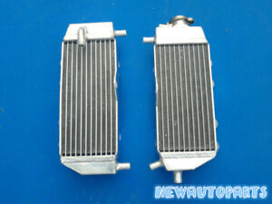 L-amp-R-Aluminum-Radiator-For-Yamaha-YZ125-YZ-125-2005-2014-06-07-08-09-10-11-12-13