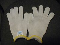 Ansell 74-301 Size 8 White Polar Bear Supreme Heavy Duty Gloves