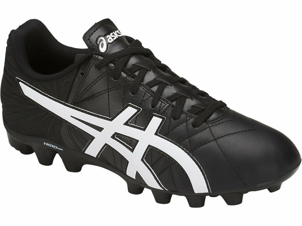 BARGAIN Asics Lethal Tigreor IT GS Kids Football Stiefel (9001)