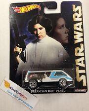 Star Wars * Dream Van XGW * Leia * 2015 Hot Wheels Pop Culture Case E * H36