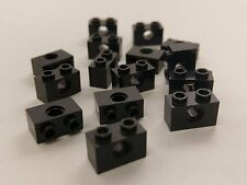 New LEGO Technic Steering Arm with Pins Black 32069 Mindstorms Part x1