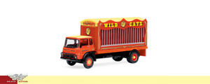 Hornby-skaleautos-1-76-r7039-Bedford-TK-LBW-Rigid-Circus-Wild-Cats-Camion