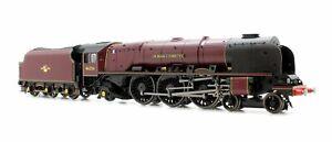 Hornby-R3555-Princess-Coronation-Class-039-Sir-William-A-Stanier-F-R-S-039-BR-maroon