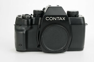 Contax ST 35mm film camra reflex analogica Carl Zeiss Contax Yashica lenses
