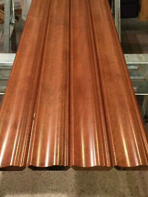 4 Kraftmaid Reddish Brown Maple Large Crown Molding LCM8 ...