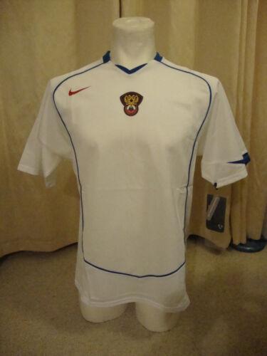Russia 2004-2006 Away Shirt by Nike  BNWT Adults Large