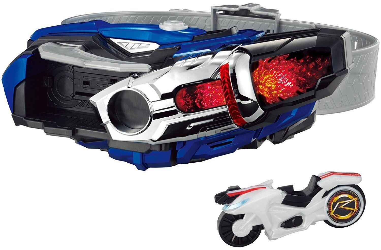 Bandai Masked Kamen Rider Rider Rider Drive Transformation Belt DX Mach Driver Flame c21fb4
