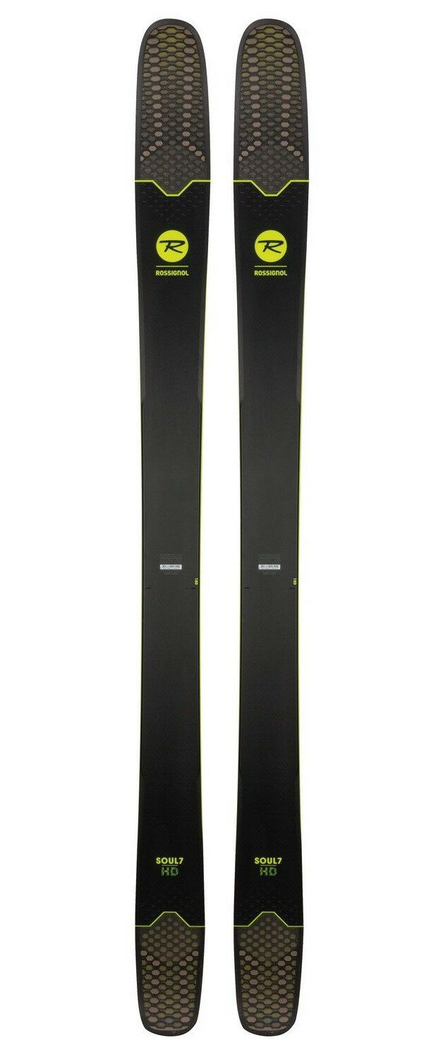 Rossignol Soul 7  HD snow skis 188cm, NEW 2019 (binding options available)  after-sale protection