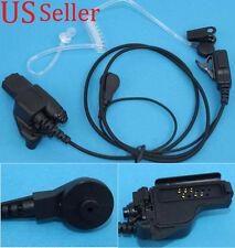 High Quality Headset/Earpiece for Motorola Radio JT1000/PR1500/MTS2000 -US STOCK