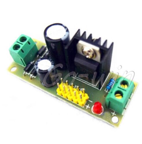 5PCSL7805 LM7805 Step Down Converter 7.5V-35V to 5V Regulator Power Supply