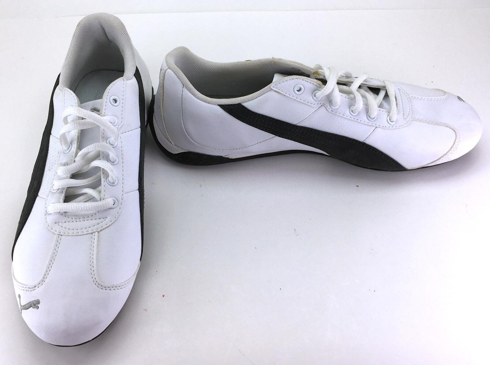 Puma shoes Repli Cat III 3 LT White Black Sneakers Size 8.5