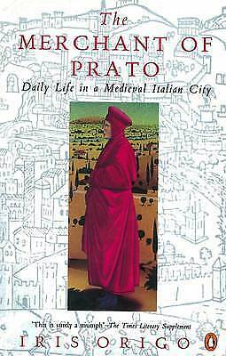 1 of 1 - USED (GD) Merchant Of Prato by Iris Origo