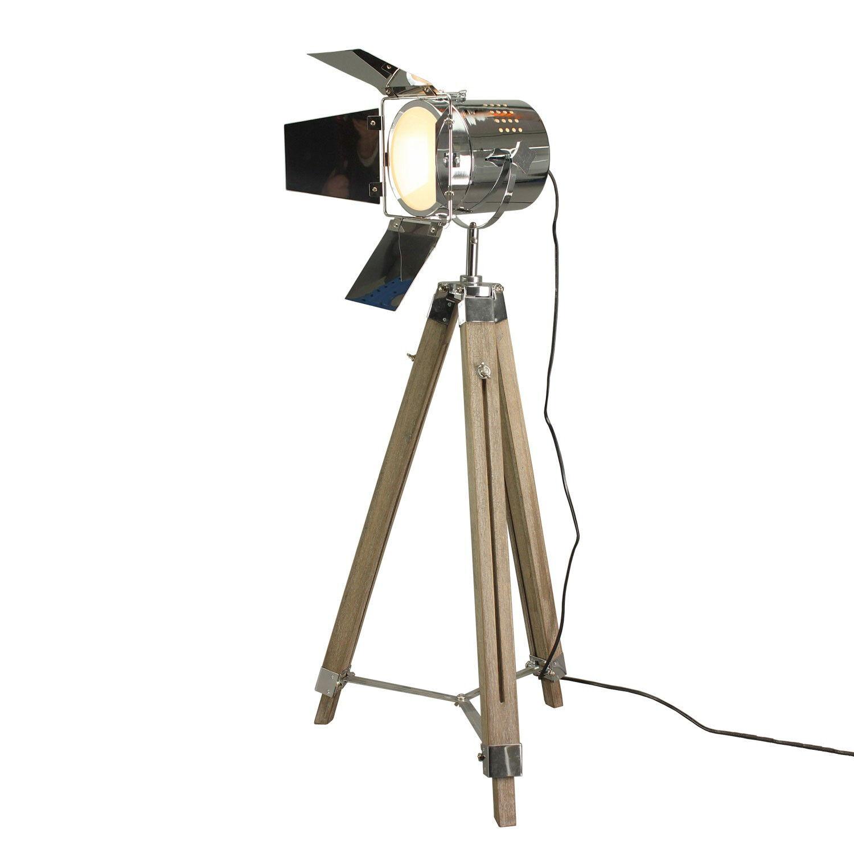 Studio Lampe Lampadaire industrie sommier style vercromt sommier industrie wohntrend NEUF 9e802f